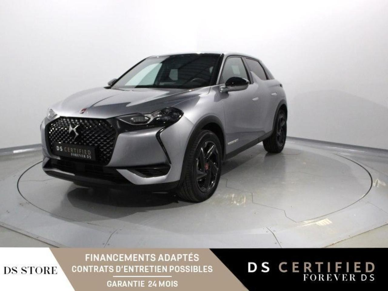 Ds DS 3 Crossback PureTech 130ch Performance Line + Automatique