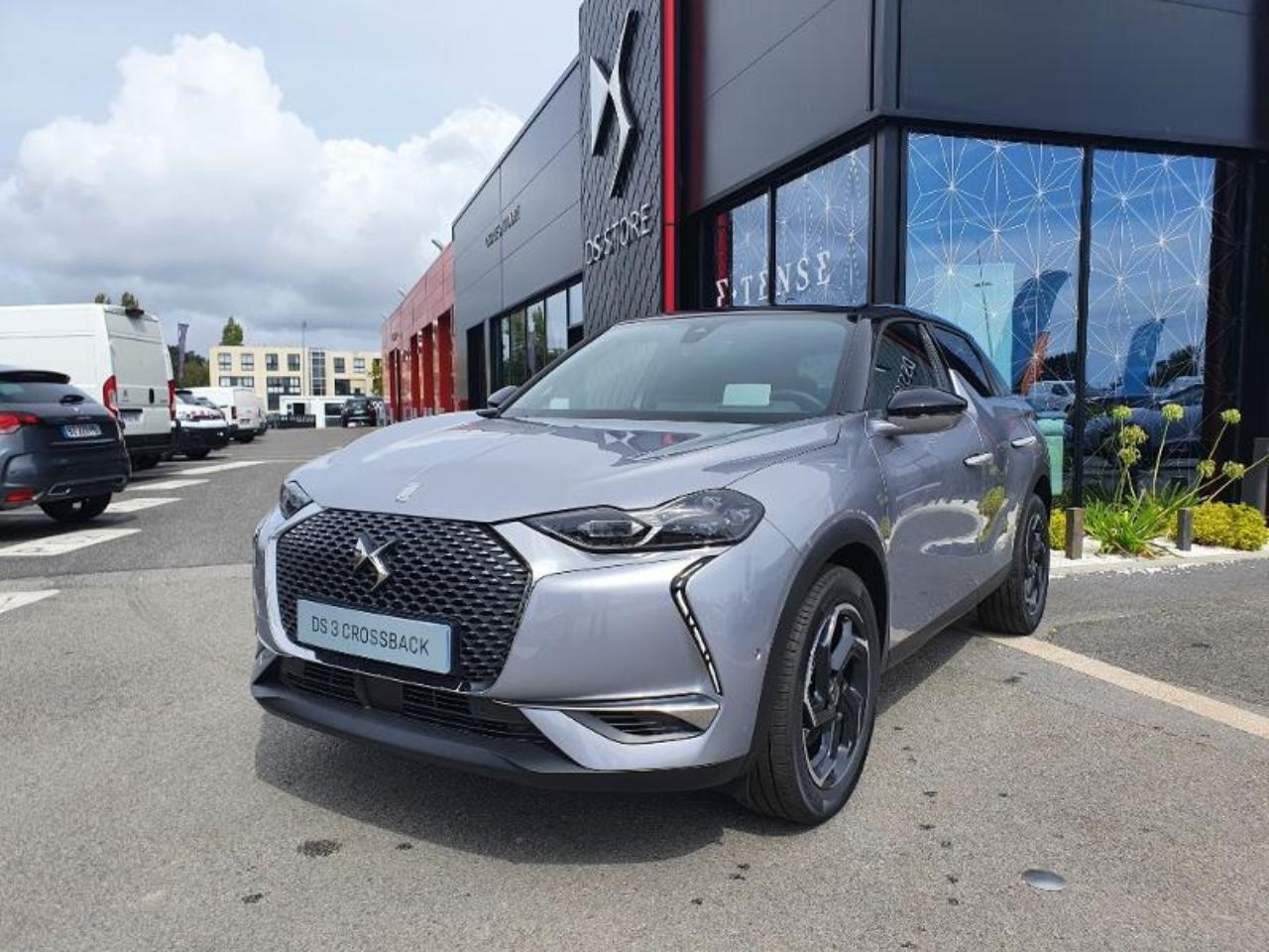 Ds DS 3 Crossback BlueHDi 130ch Grand Chic Automatique 7cv