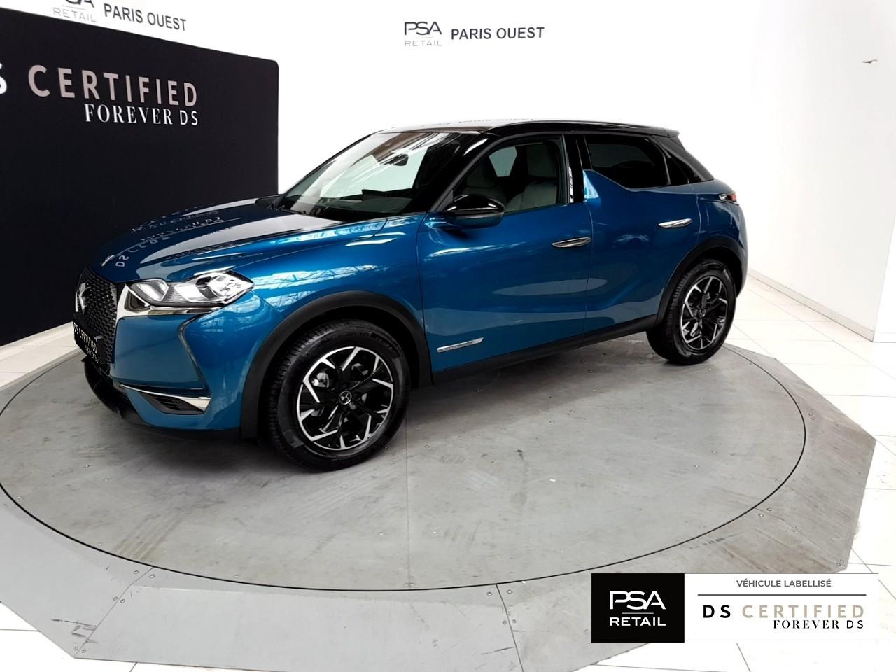 Ds DS 3 Crossback 3 Crossback PureTech 100 S&S BVM6 So Chic