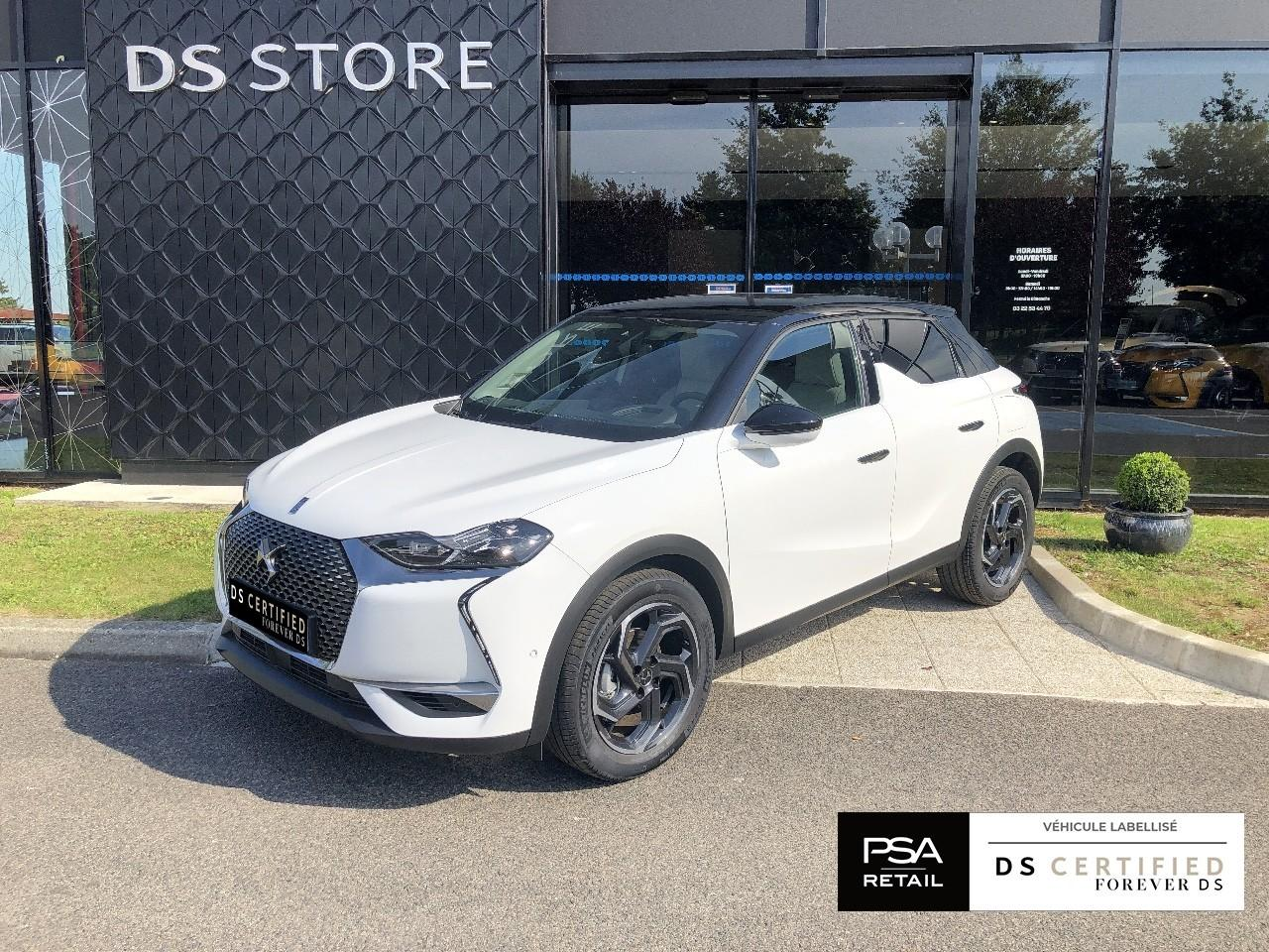 Ds DS 3 Crossback 3 Crossback BlueHDi 100 S&S BVM6 Grand Chic