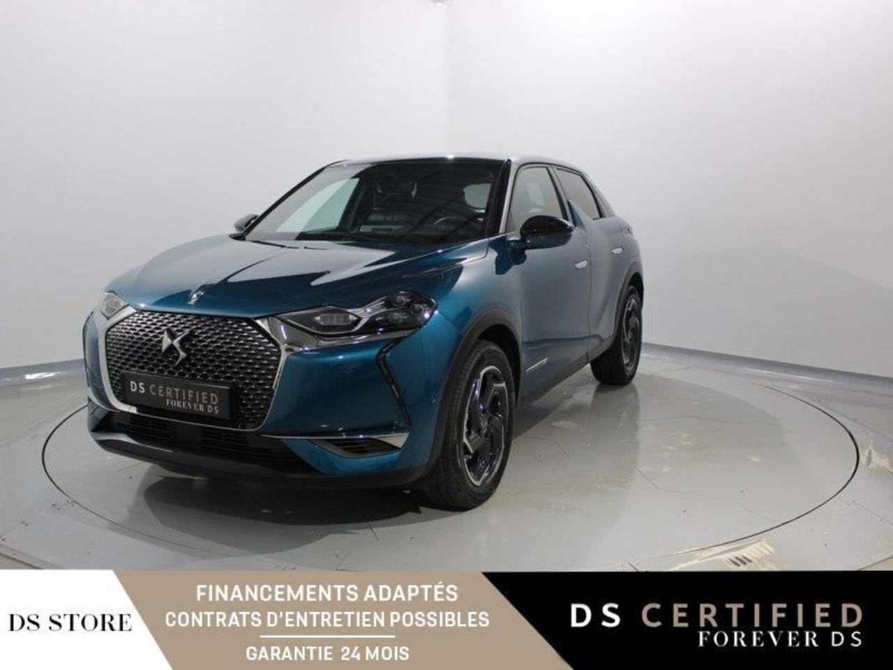 Ds DS 3 Crossback PureTech 155ch Grand Chic Automatique 126g