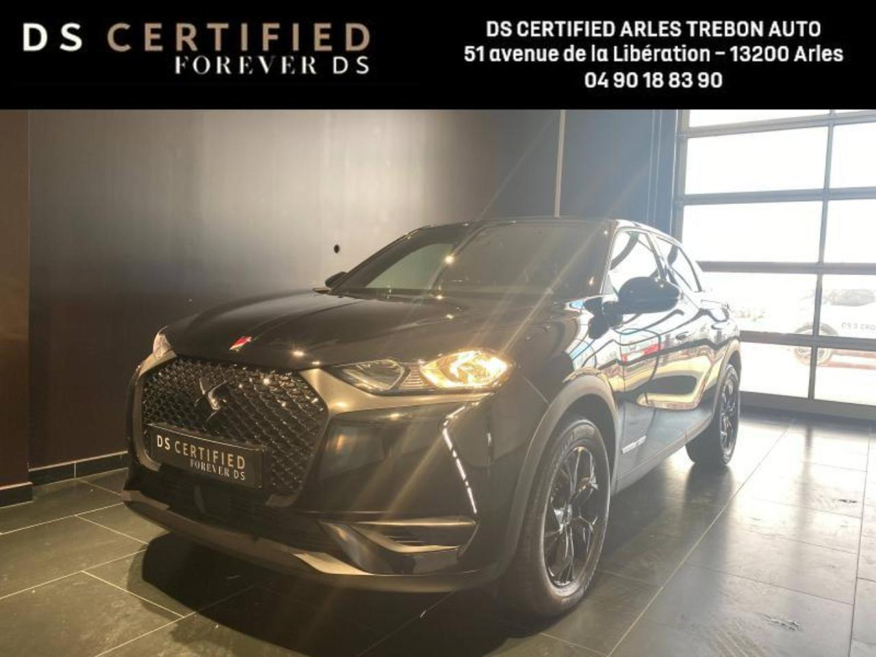Ds DS 3 Crossback PureTech 130ch Performance Line Automatique 7cv