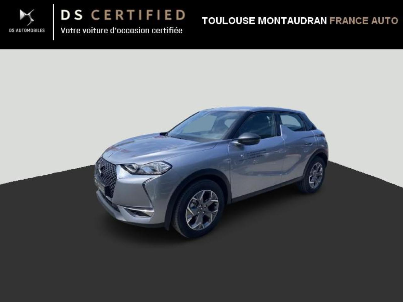 Ds DS 3 Crossback PureTech 100ch Chic 105g