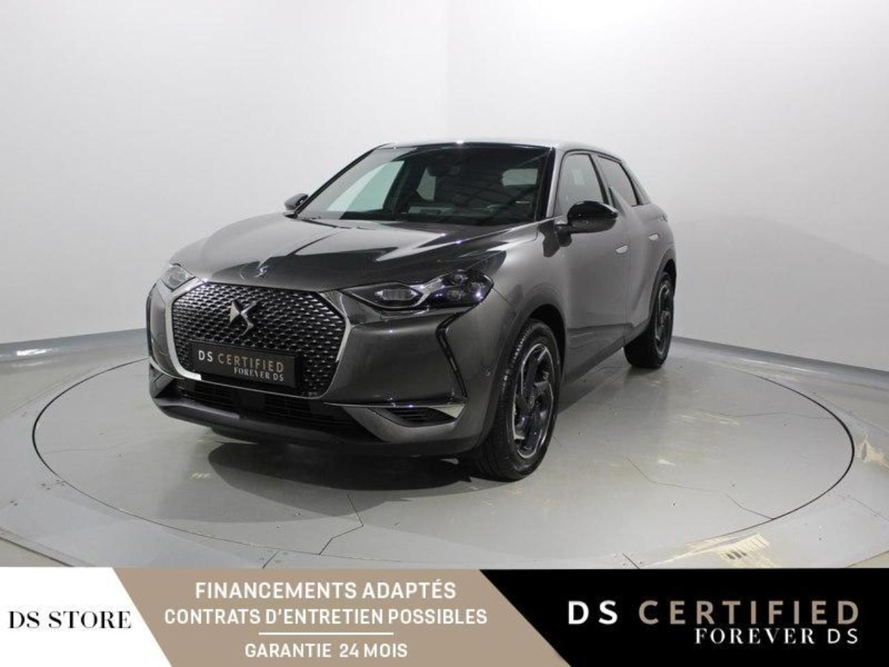 Ds DS 3 Crossback BlueHDi 130ch Grand Chic Automatique 98g