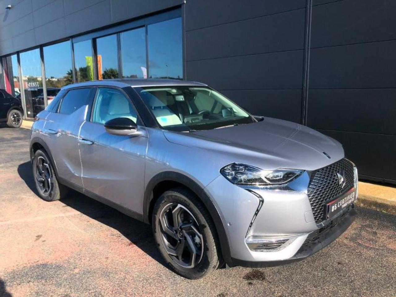 Ds DS 3 Crossback PureTech 130ch Grand Chic Automatique 109g