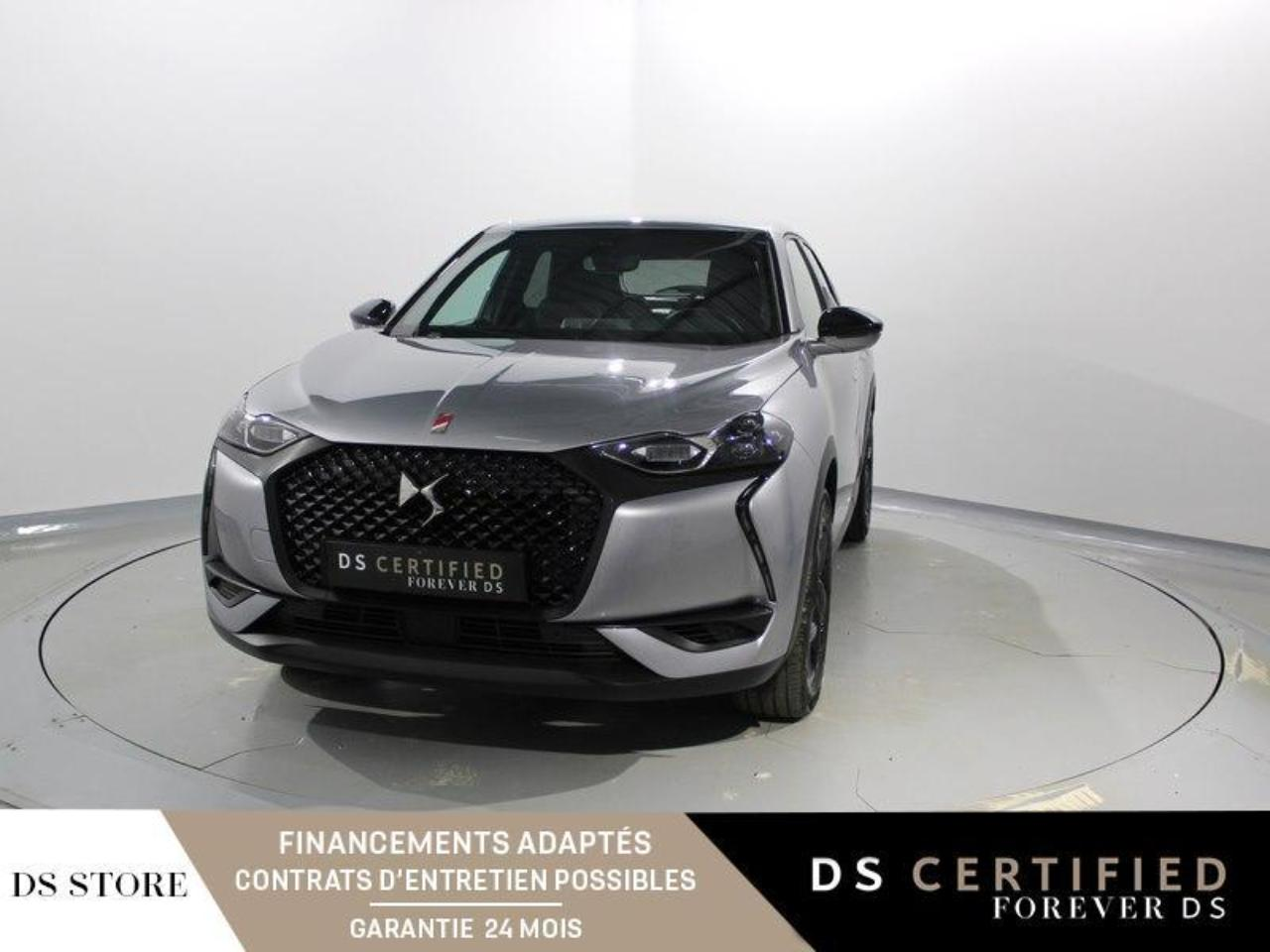 Ds DS 3 Crossback PureTech 130ch Performance Line + Automatique 7cv