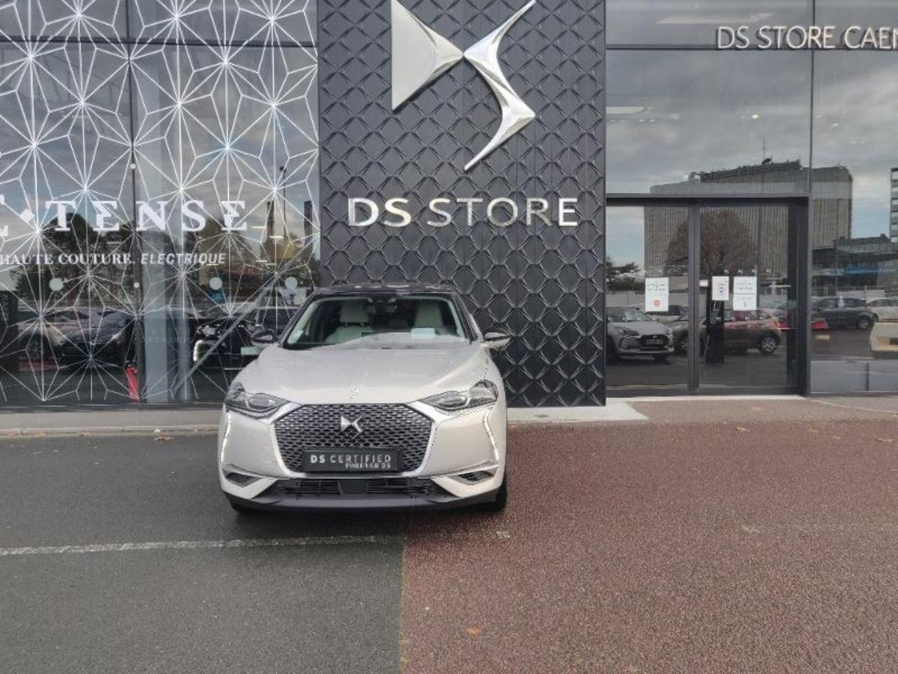 Ds DS 3 Crossback BlueHDi 130ch Grand Chic Automatique
