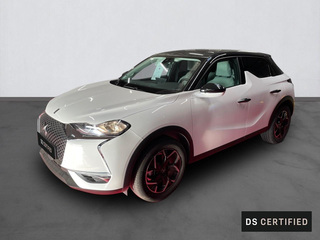Ds DS 3 Crossback PureTech 100ch So Chic