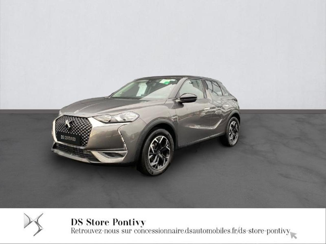 Ds DS 3 Crossback PureTech 100ch So Chic 107g