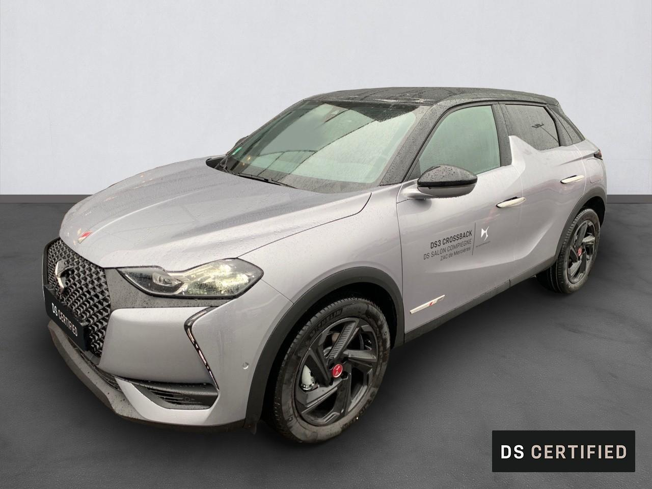 Ds DS 3 Crossback PureTech 155ch Performance Line + Automatique