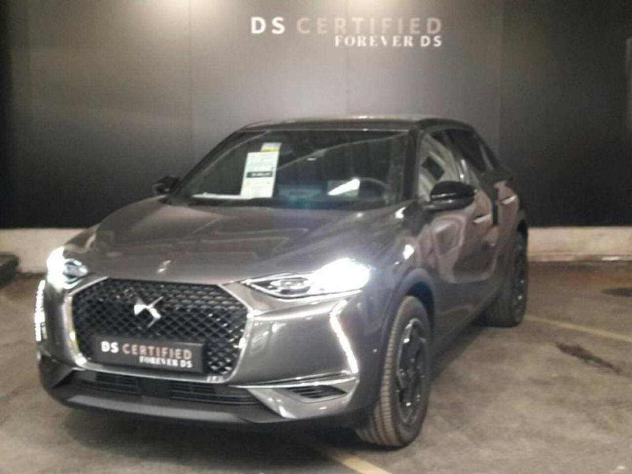 Ds DS 3 Crossback PureTech 130ch Grand Chic Automatique 7cv