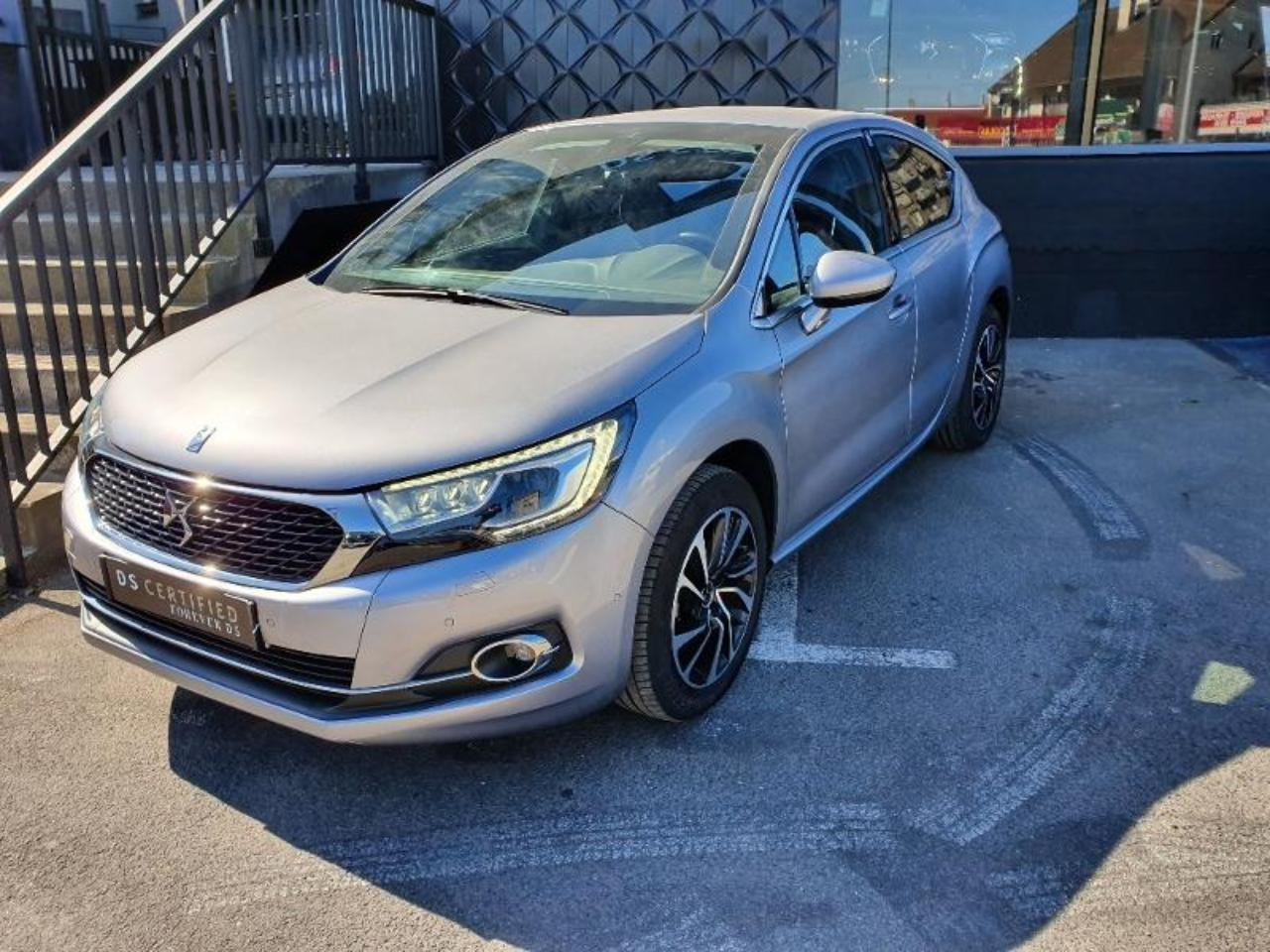 Ds DS 4 PURETECH 130CH SO CHIC S&S