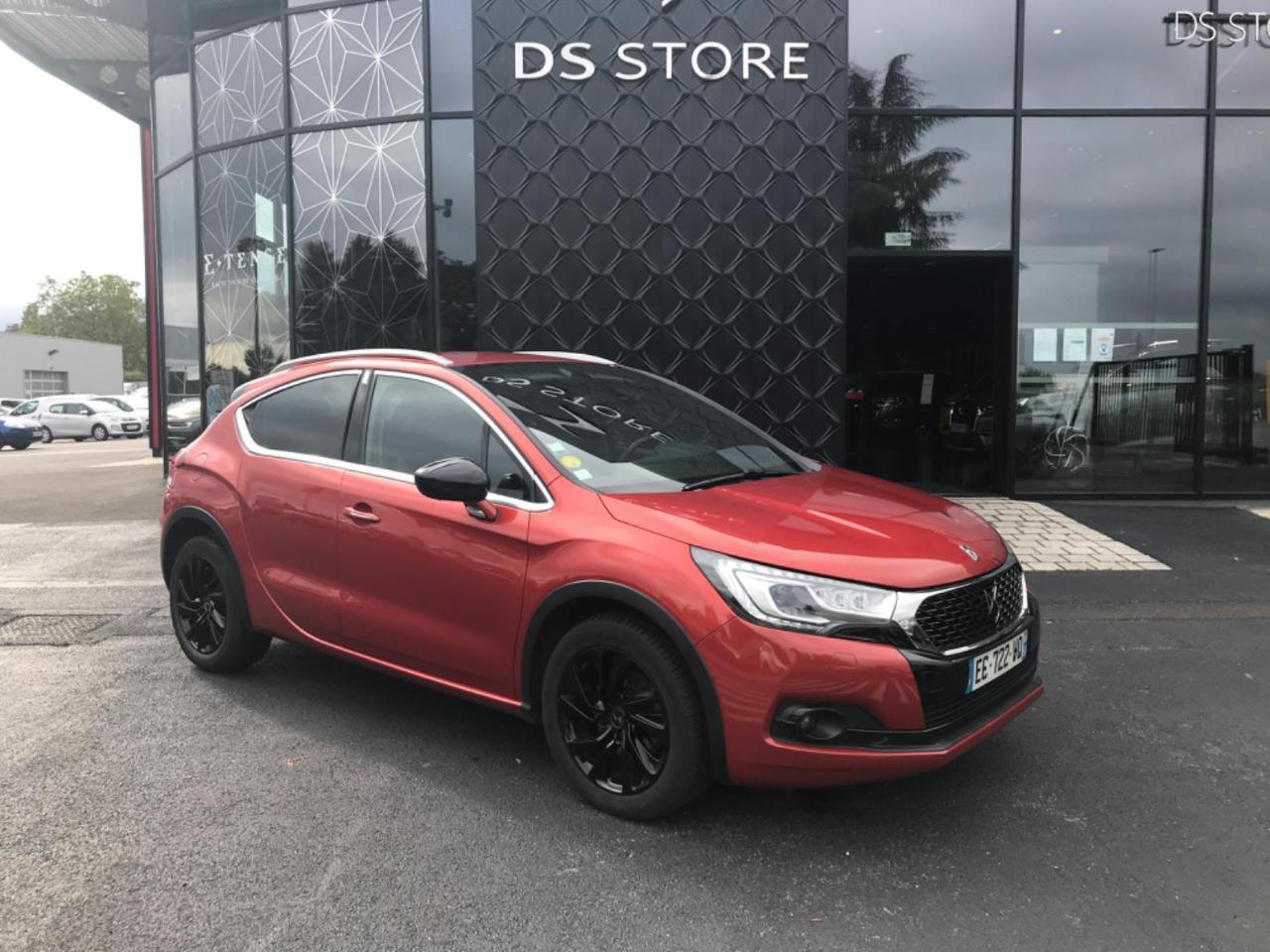 Ds DS 4 CROSSBACK BLUE HDI 180 SPORT CHIC EAT6