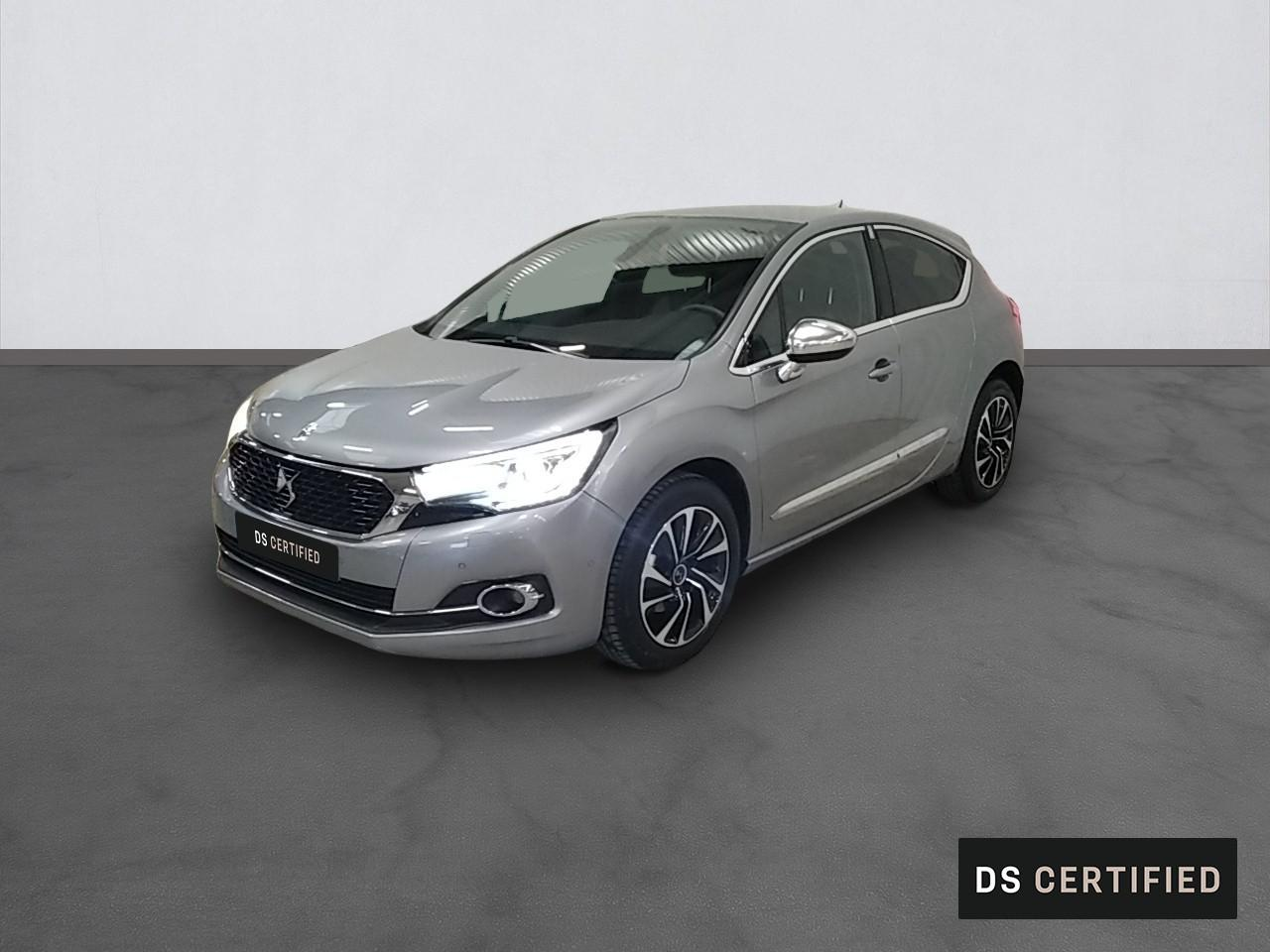 Ds DS 4 PureTech 130ch Connected Chic S&S 2017