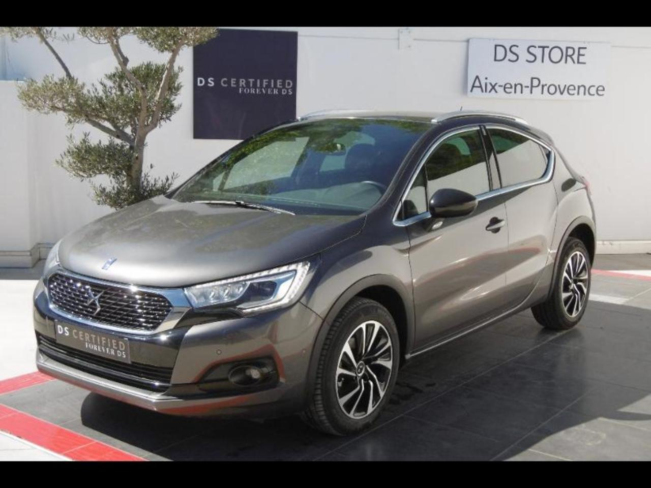 Ds DS 4 Crossback BlueHDi 120 Connected Chic S&S EAT6