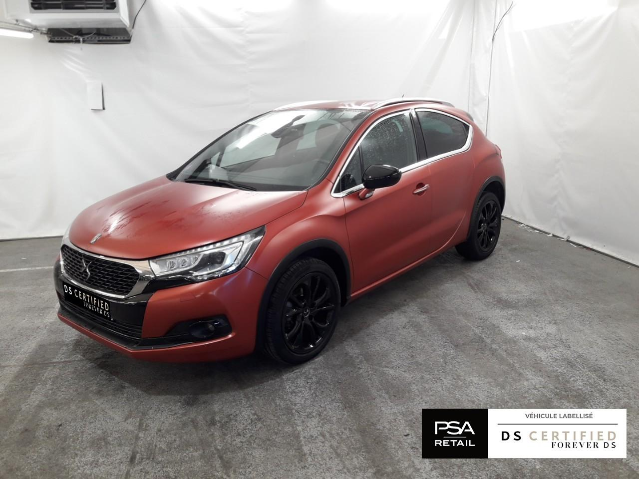 Ds DS 4 Crossback 4 Crossback PureTech 130 S&S BVM6 Terre Rouge