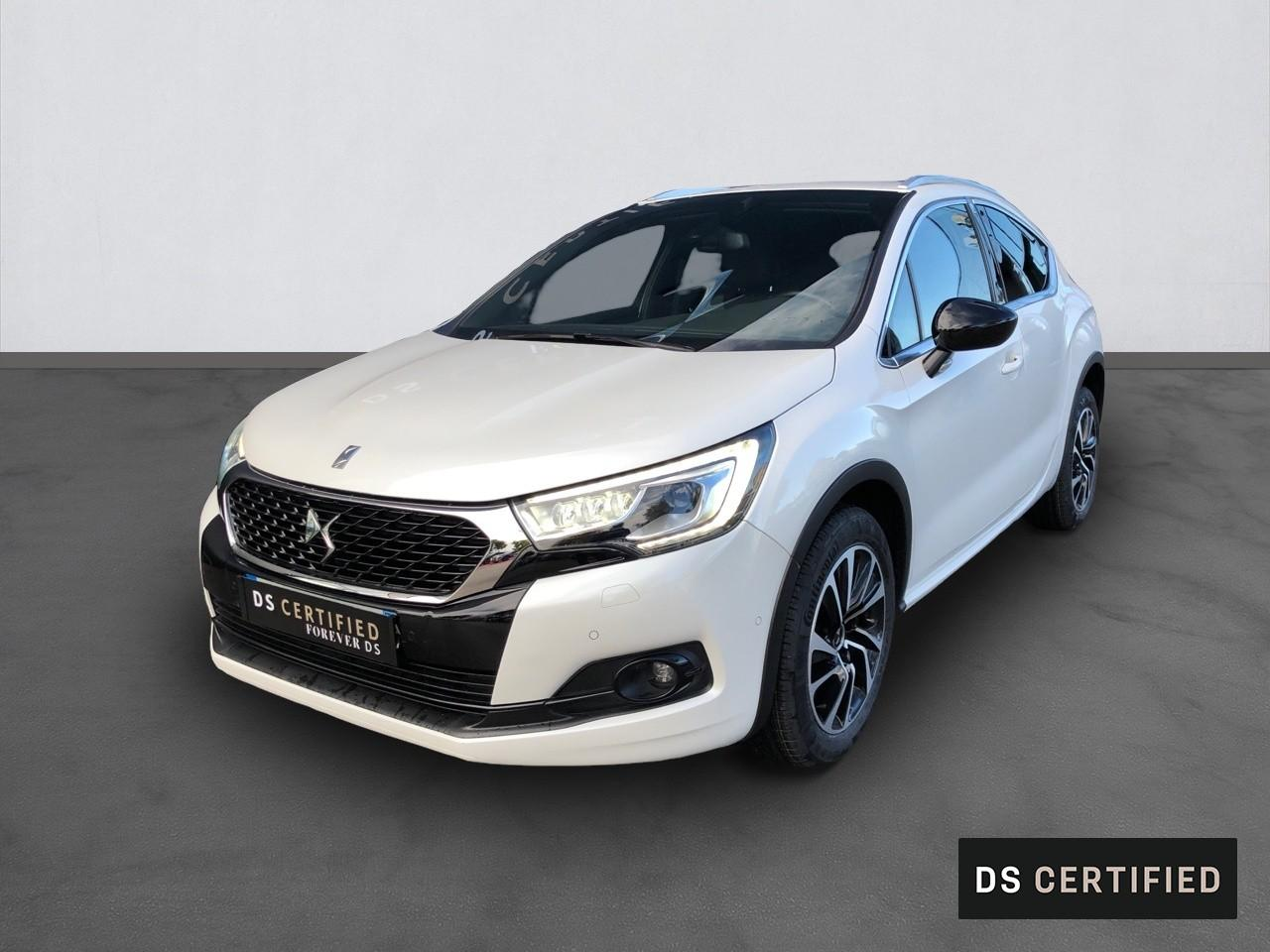 Ds DS 4 Crossback PureTech 130 Connected Chic S&S