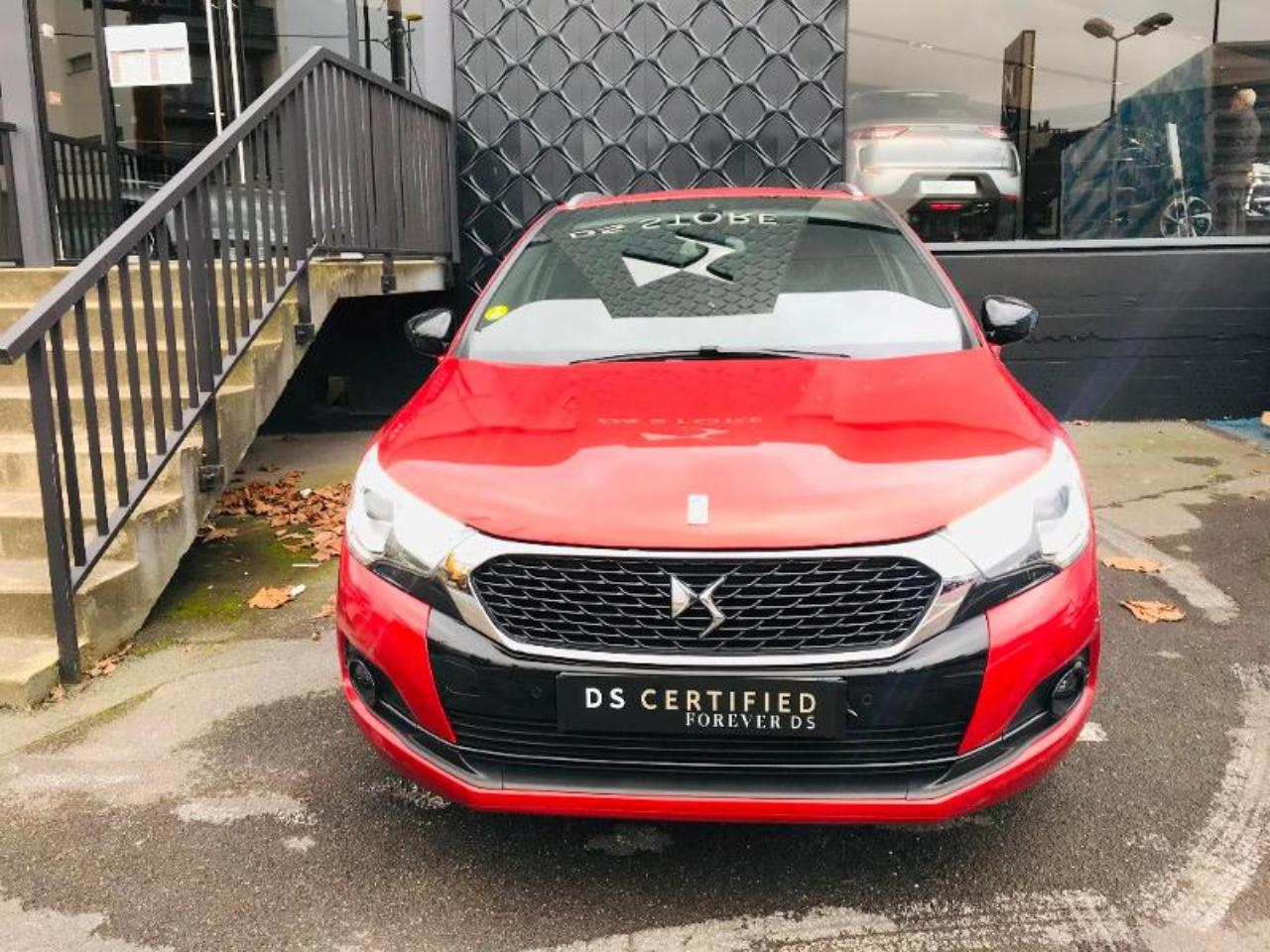 Ds DS 4 Crossback BlueHDi 180 Sport Chic S&S EAT6
