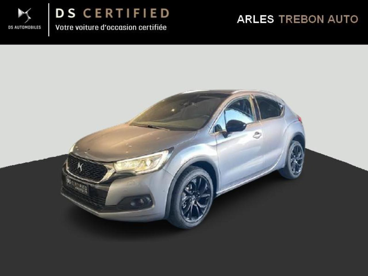 Ds DS 4 Crossback BlueHDi 120 Sport Chic S&S EAT6