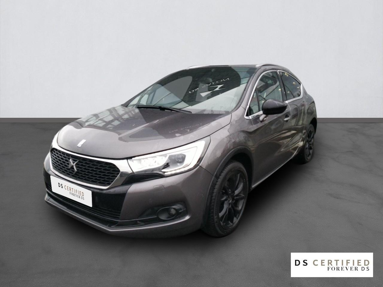 Ds DS 4 Crossback BlueHDi 120 Sport Chic S&S