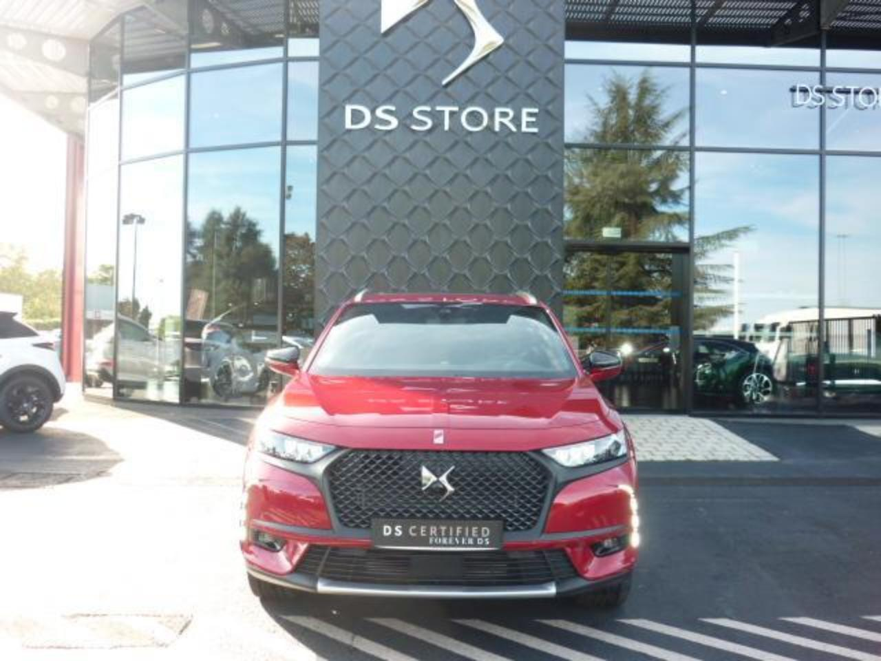 Ds DS 7 Crossback Crossback PureTech 225 Performance Line + EAT8