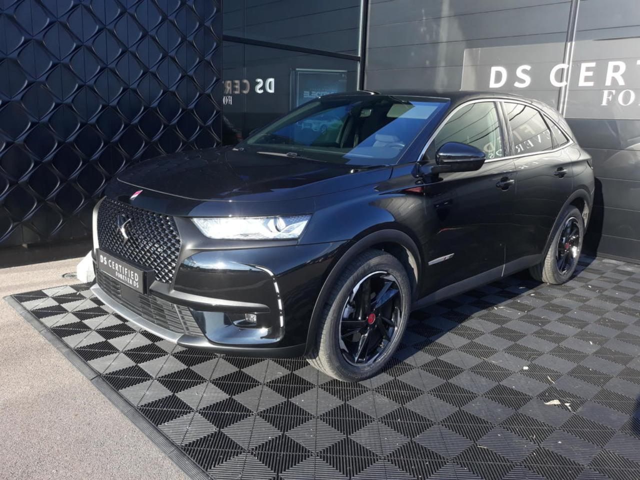 Ds DS 7 Crossback 7 Crossback BlueHDi 180 EAT8 Performance Line