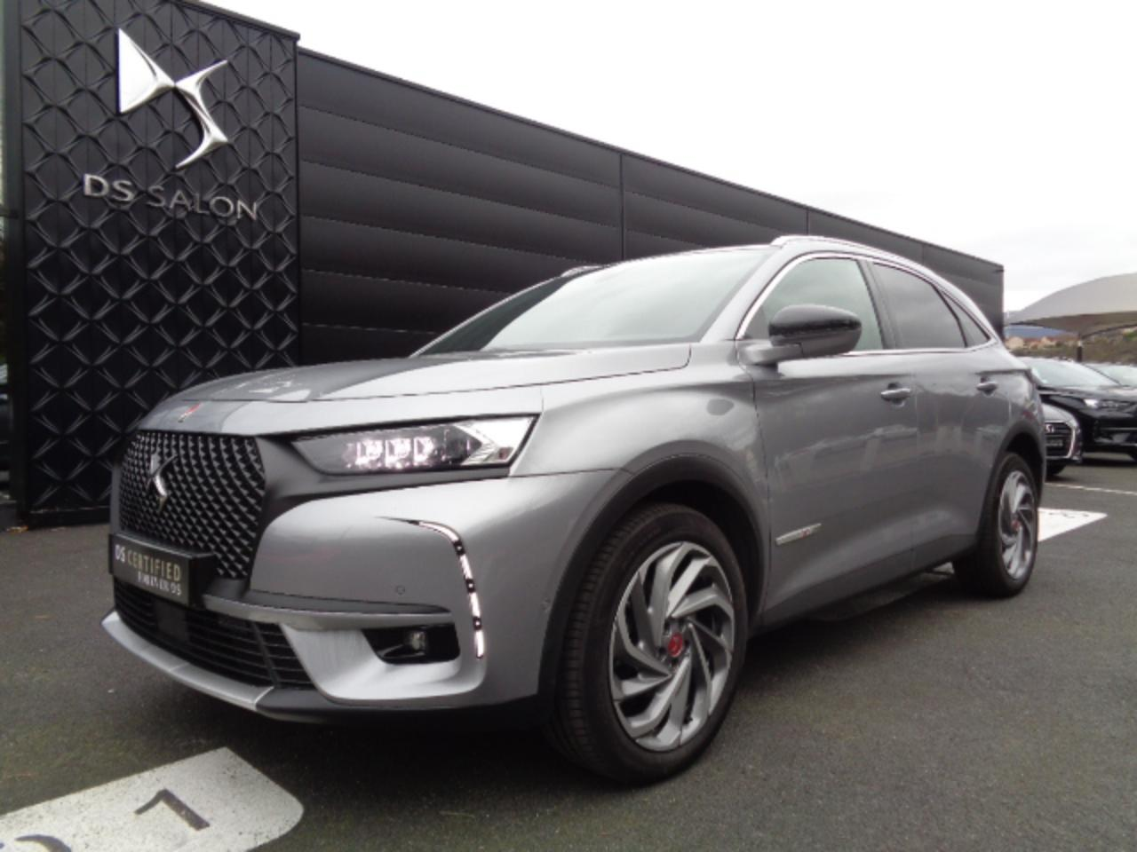 Ds DS 7 Crossback BlueHDI 130 Manuel Performance Line+