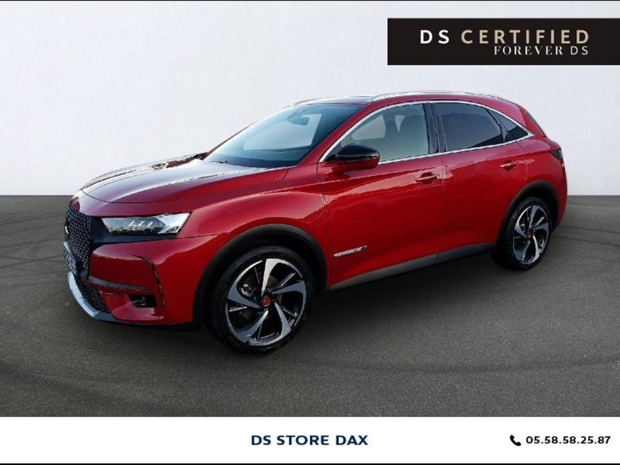 Ds DS 7 Crossback PureTech 225ch Performance Line + Automatique