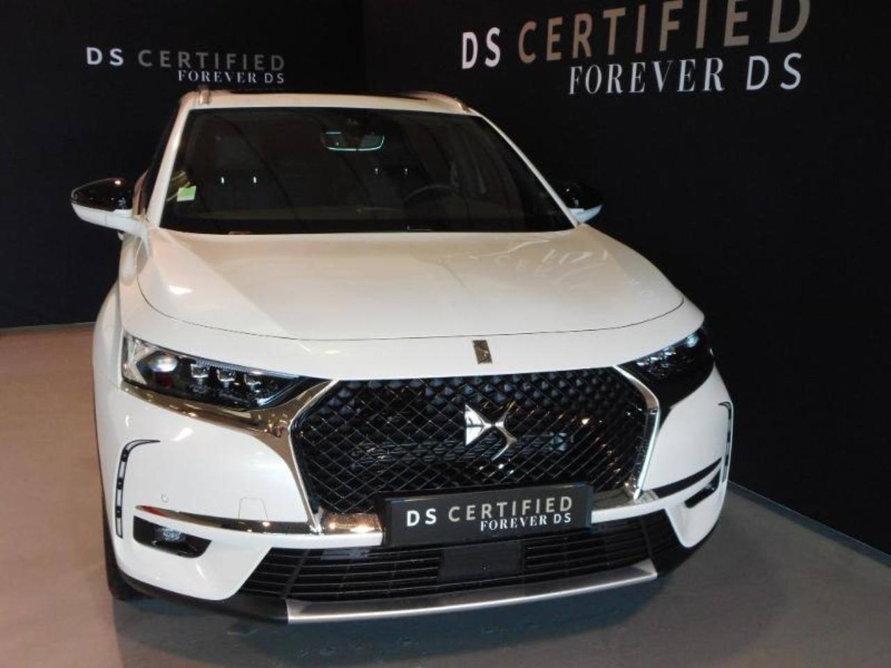 Ds DS 7 Crossback BlueHDi 180ch Grand Chic Automatique
