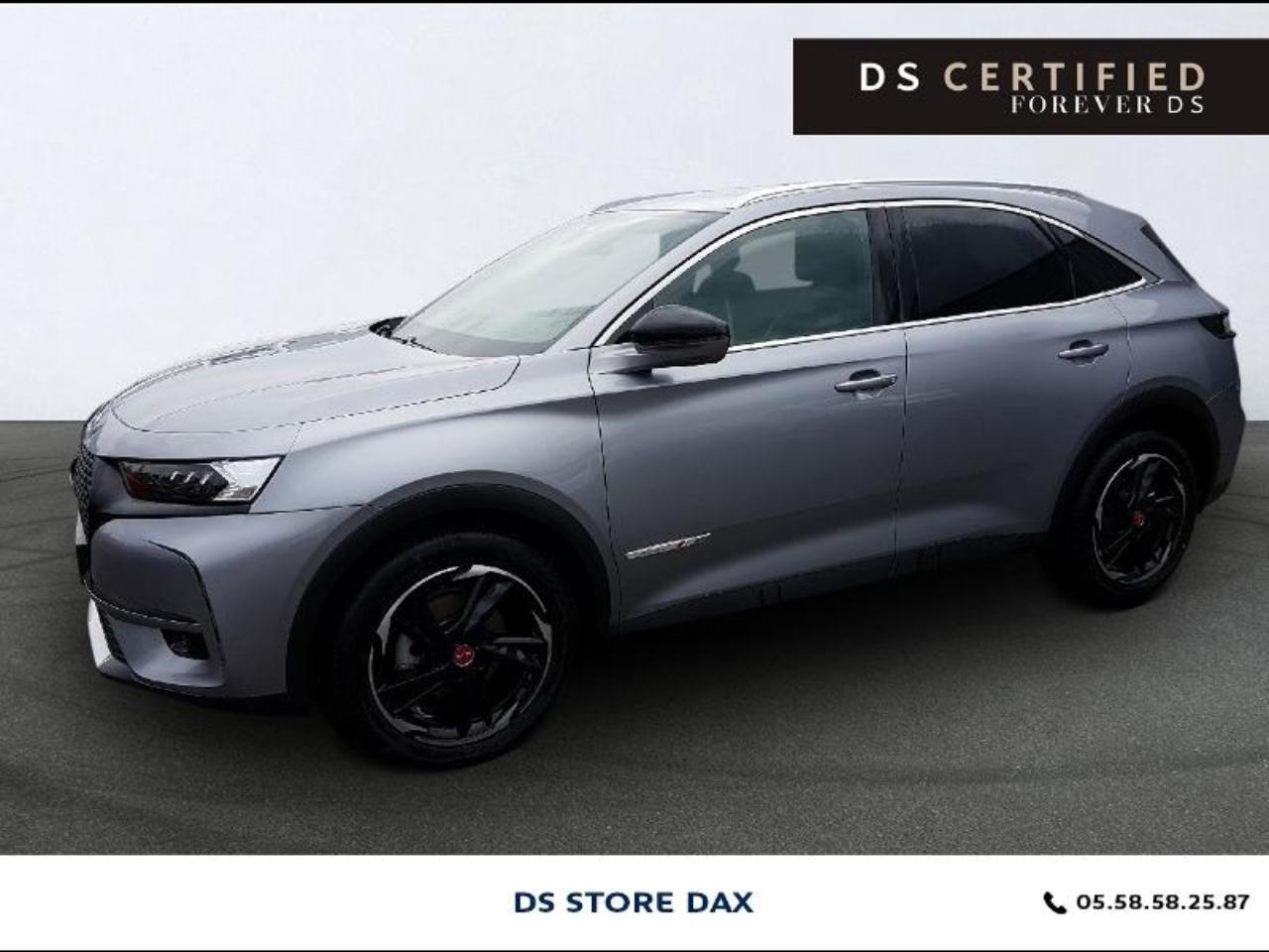 Ds DS 7 Crossback BlueHDi 180ch Performance Line + Automatique