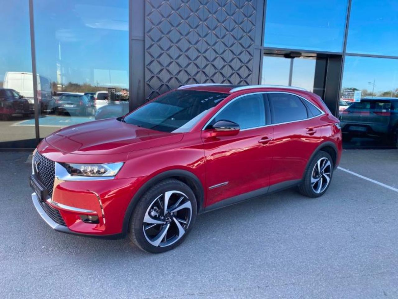 Ds DS 7 Crossback Crossback BlueHDi 180 Grand Chic