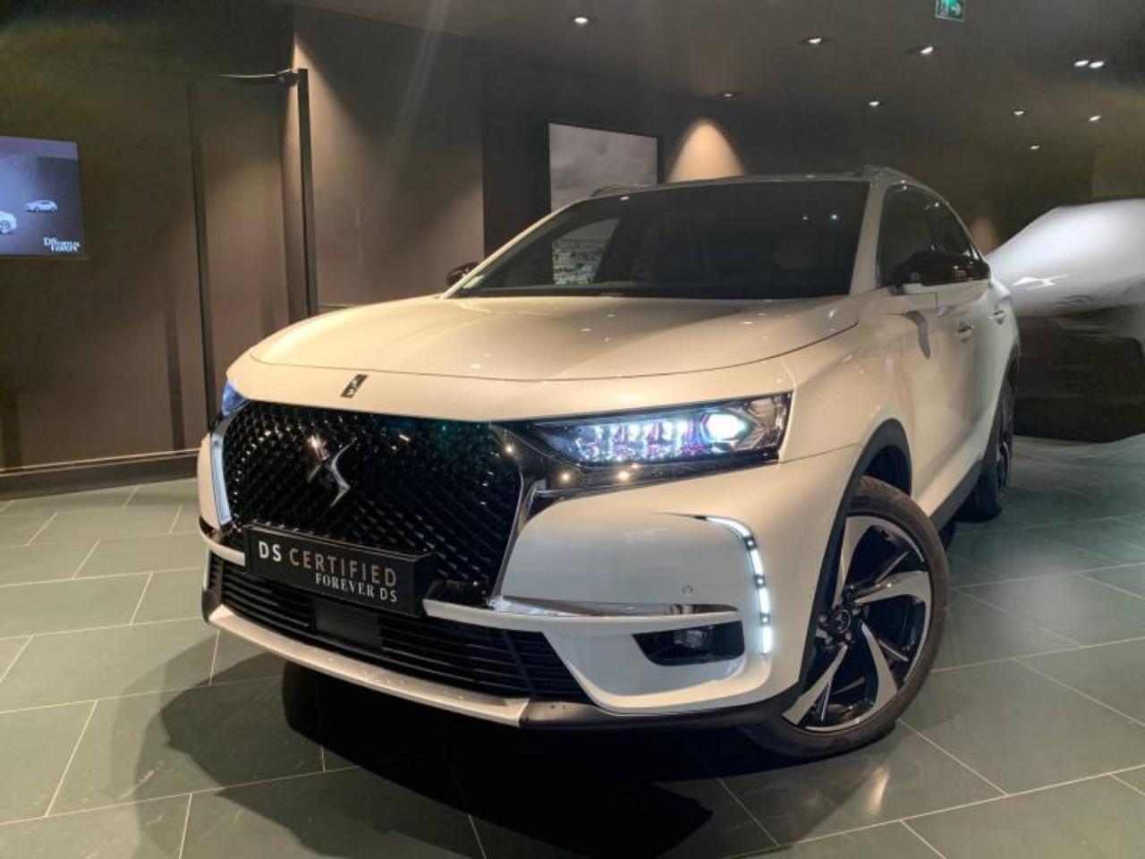 Ds DS 7 Crossback 7 Crossback PureTech 180 EAT8 GRAND CHIC