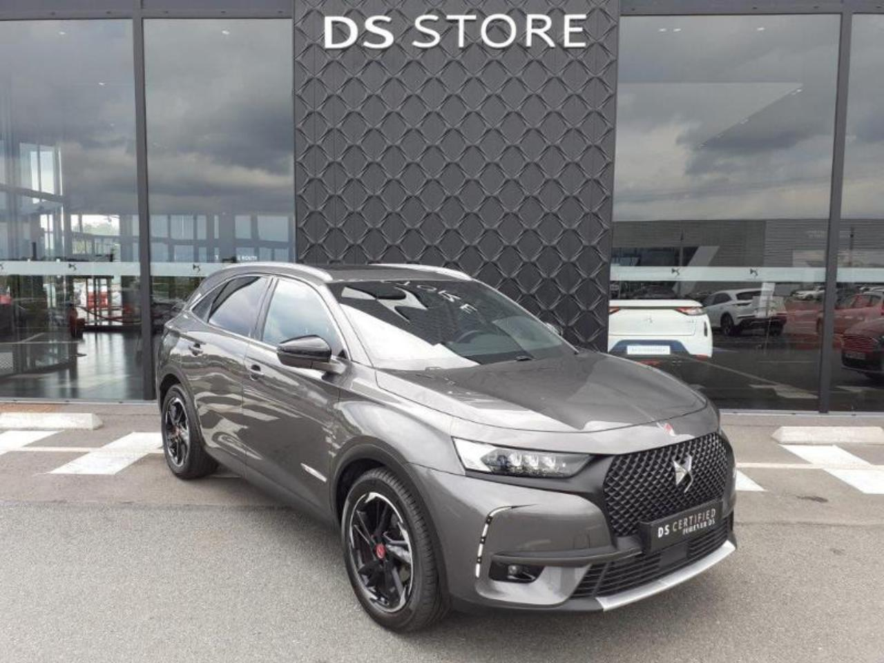 Ds DS 7 Crossback PureTech 225ch Performance Line + Automatique 12cv