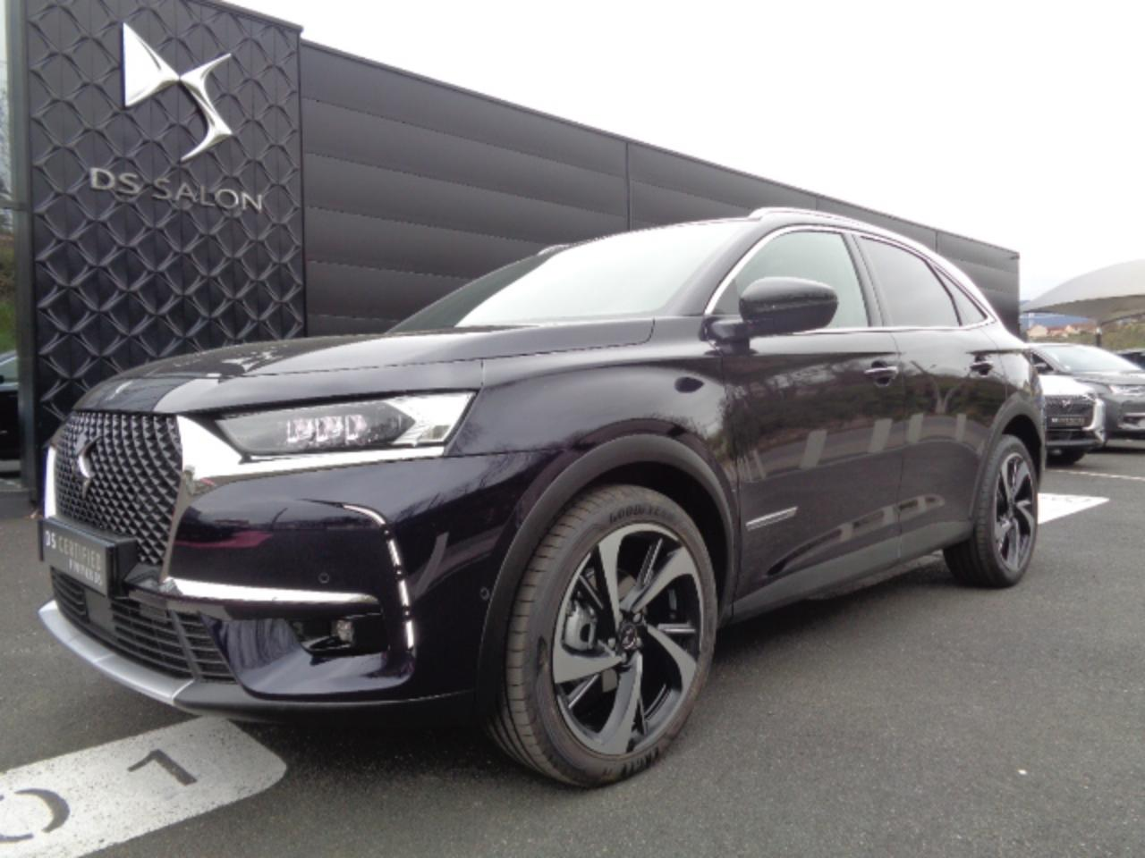 Ds DS 7 Crossback PURETECH 225 GRAND CHIC