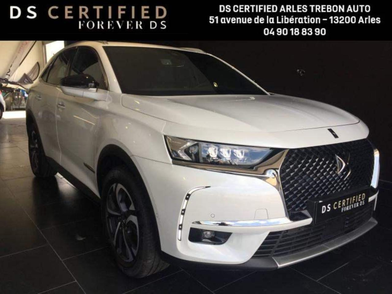 Ds DS 7 Crossback PureTech 225ch Executive Automatique 12cv
