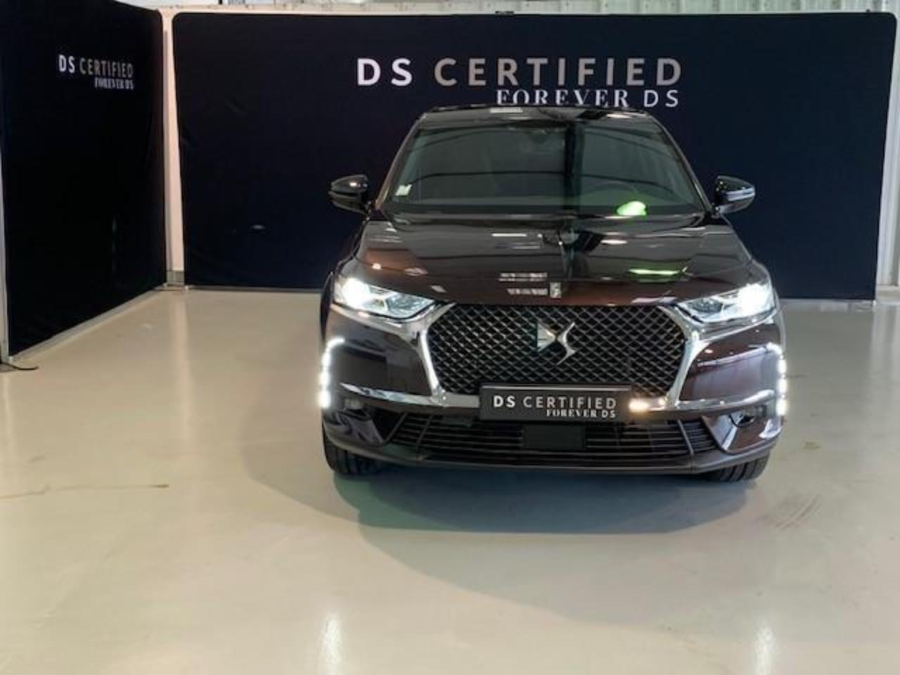 Ds DS 7 Crossback PureTech 180ch So Chic Automatique