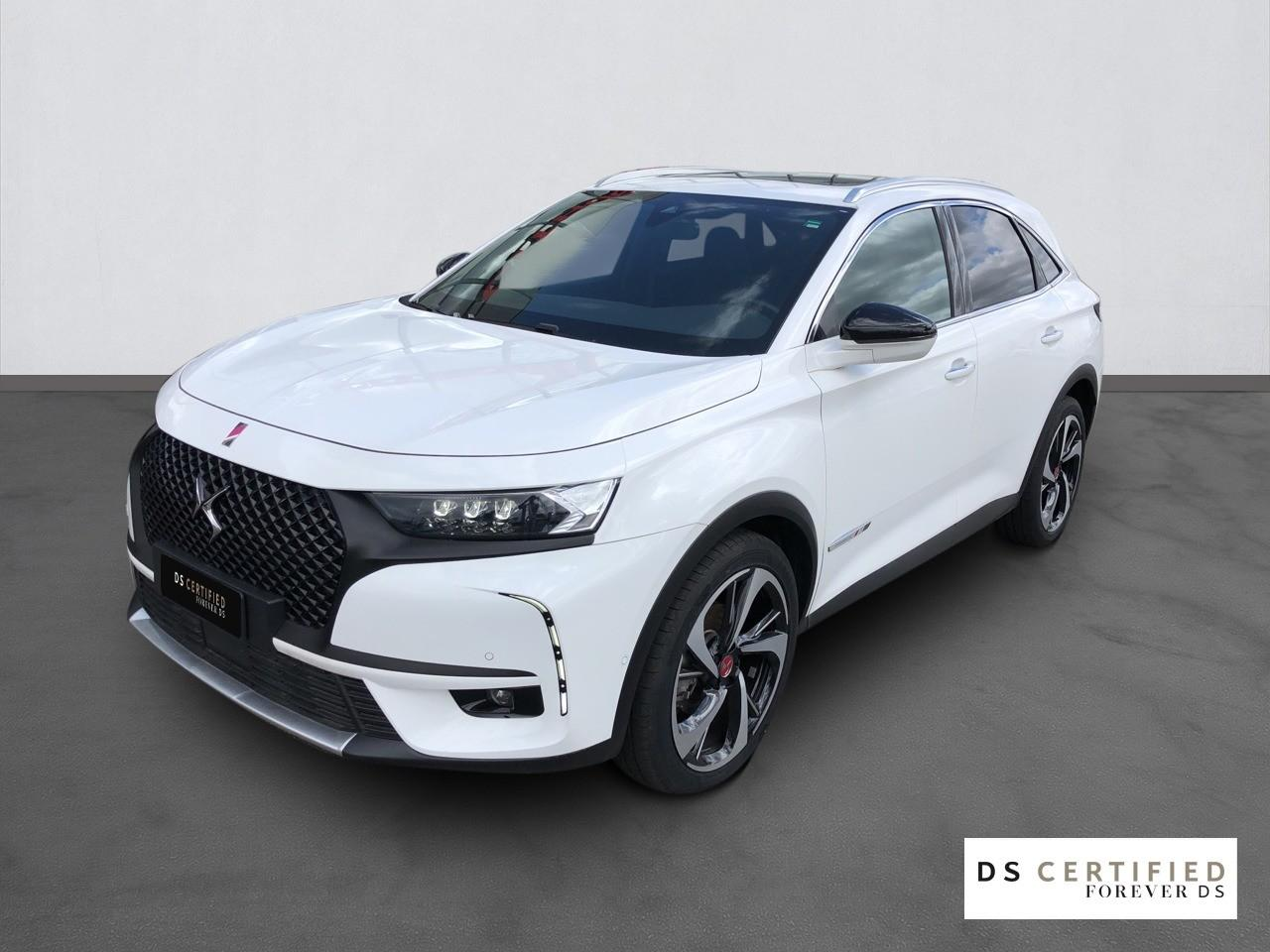 Ds DS 7 Crossback BlueHDi 180ch Performance Line Automatique 128g