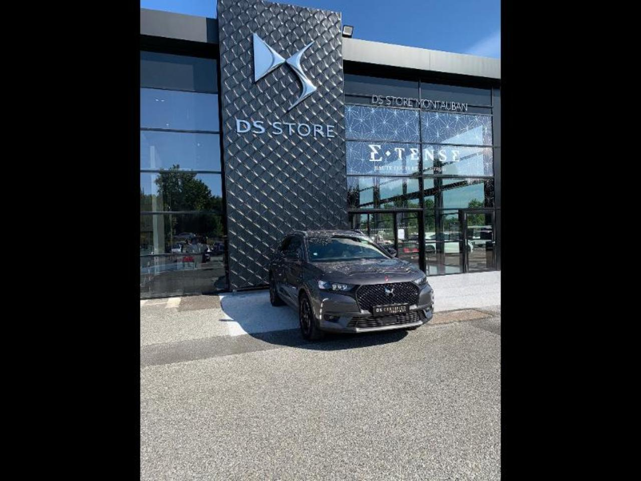 Ds DS 7 Crossback BlueHDi 130ch Performance Line + Automatique 100g