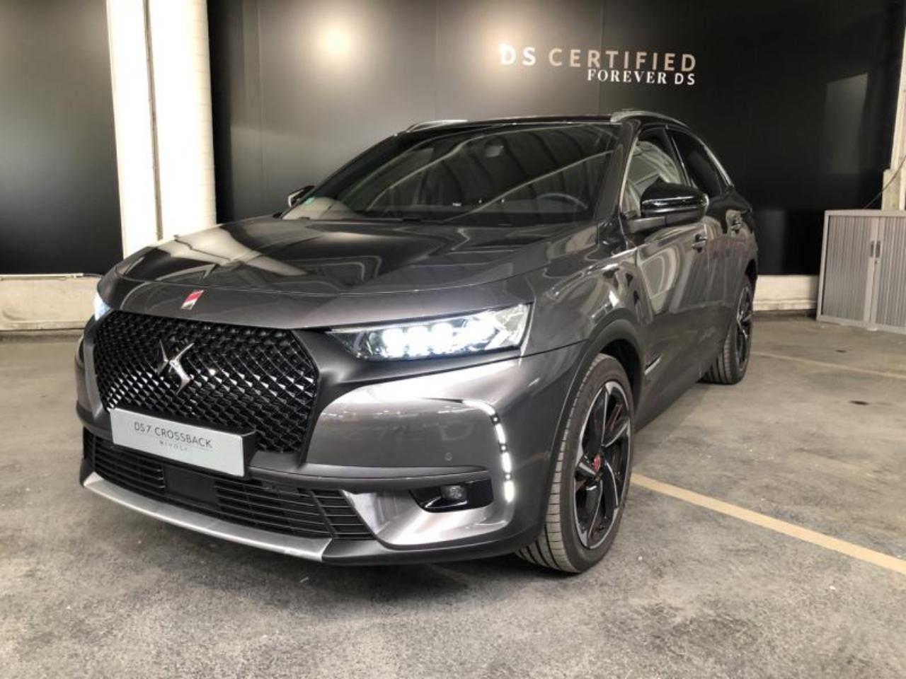 Ds DS 7 Crossback BlueHDi 180ch Performance Line + Automatique 113g