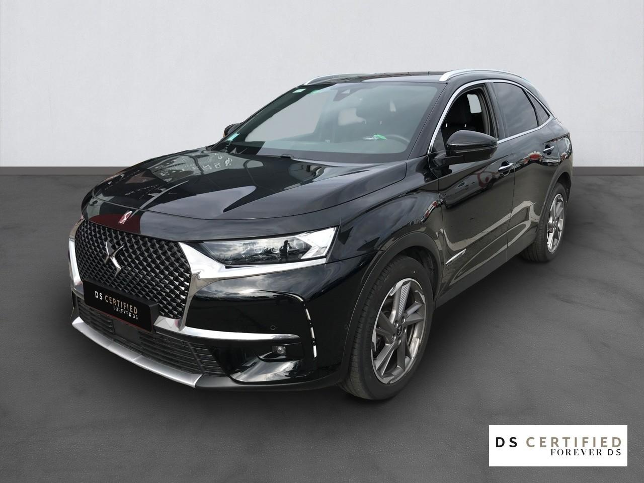 Ds DS 7 Crossback PureTech 225ch Grand Chic Automatique 12cv