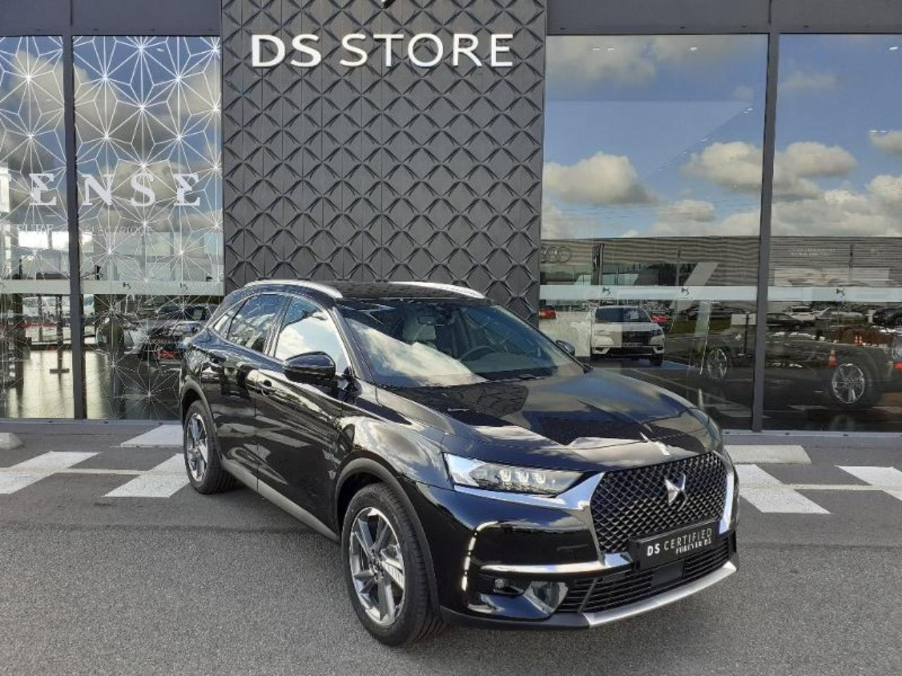 Ds DS 7 Crossback PureTech 130 EAT8 + options NEUF