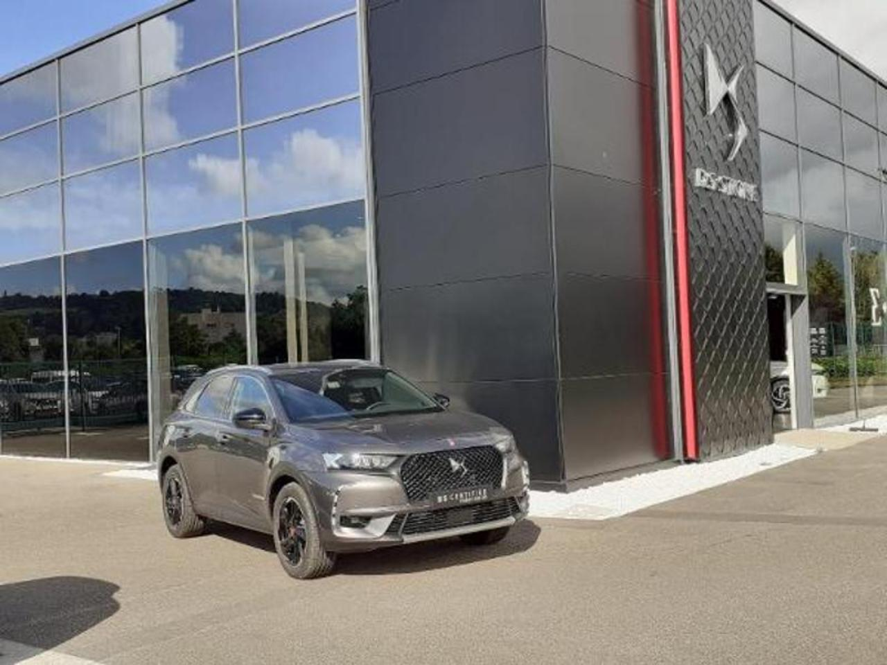 Ds DS 7 Crossback BlueHDi 130ch Drive Efficiency Performance Line +