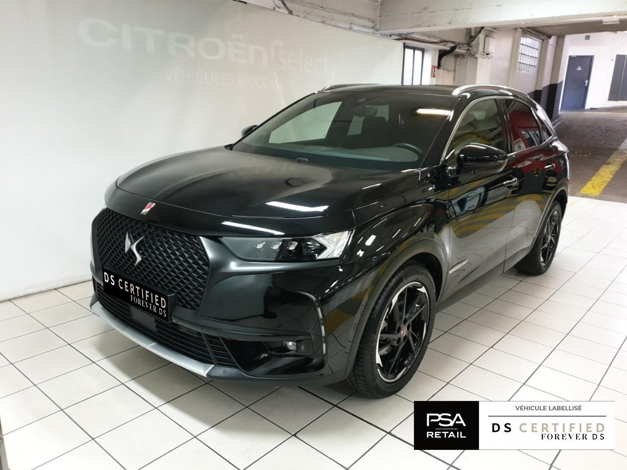 Ds DS 7 Crossback 7 Crossback BlueHDi 130 EAT8 Performance Line+