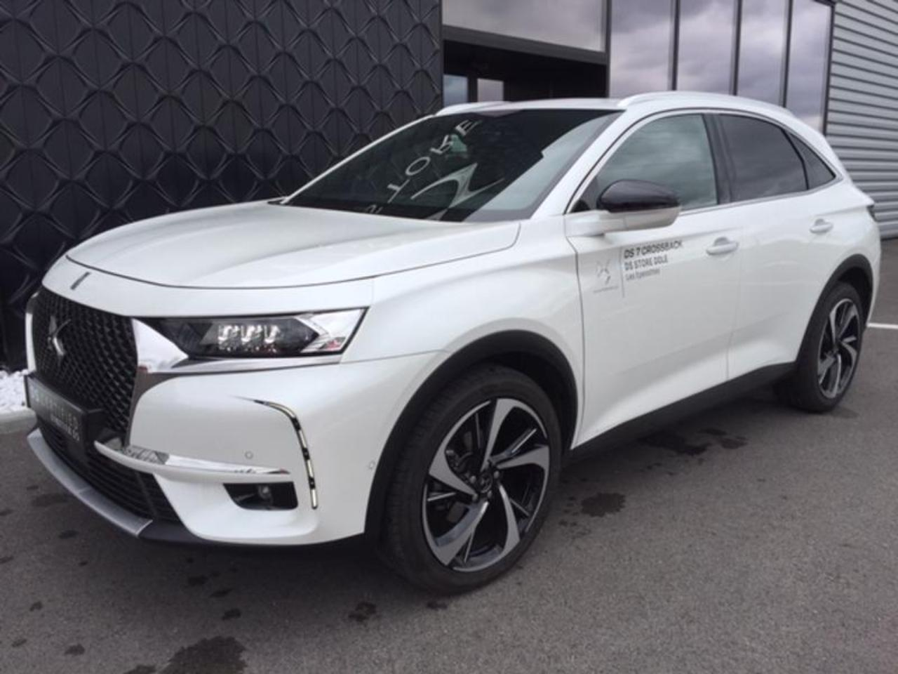 Ds DS 7 Crossback PureTech 225ch Grand Chic Automatique 12cv 125g