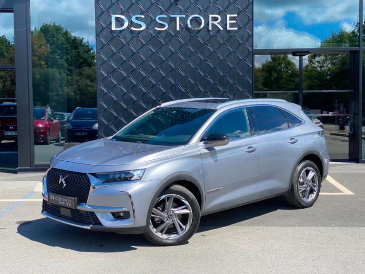 Ds DS 7 Crossback Crossback PureTech 225 Grand Chic Options
