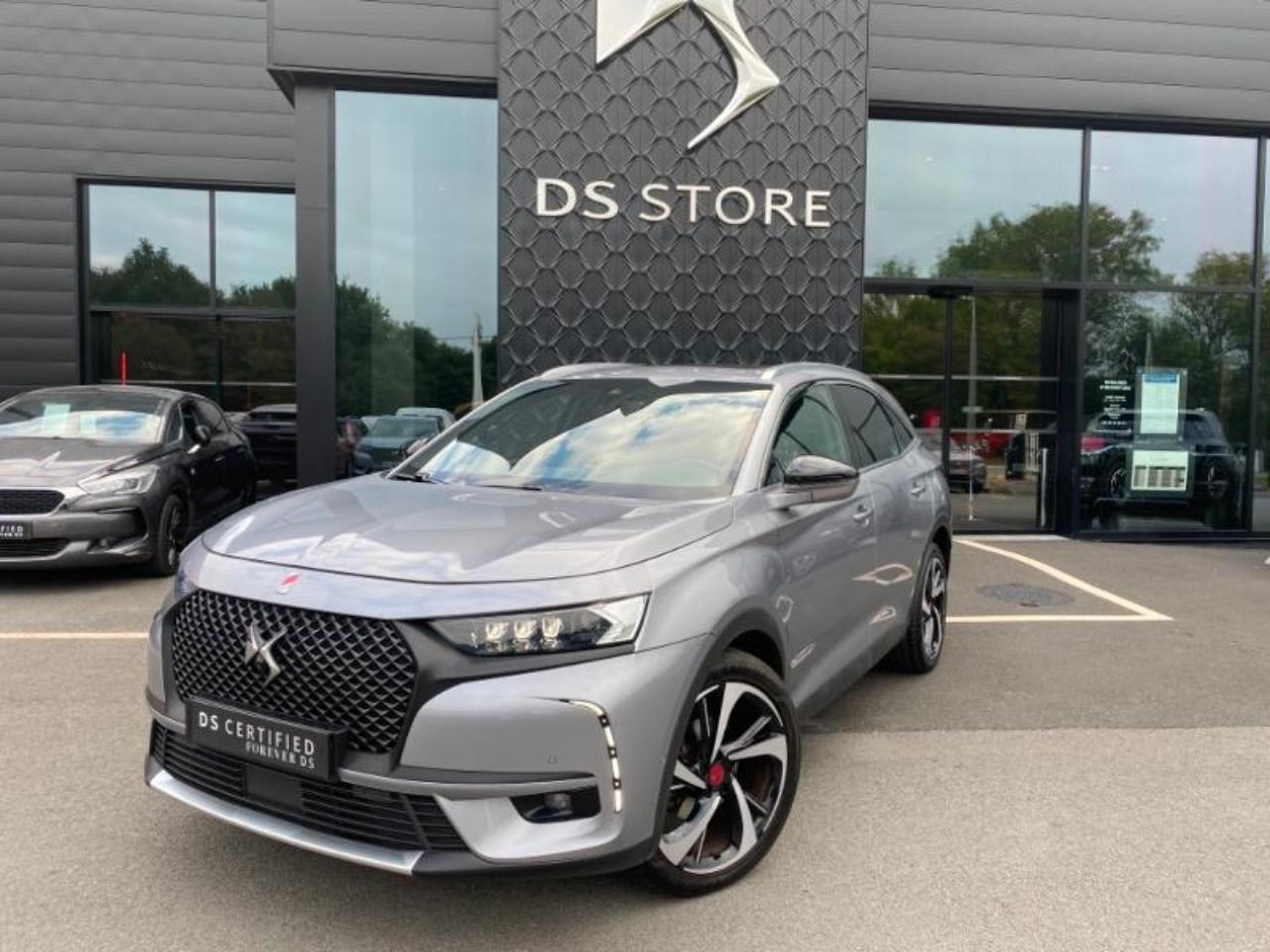 Ds DS 7 Crossback Crossback BlueHDi 180 Perfo Line + EAT8 Options