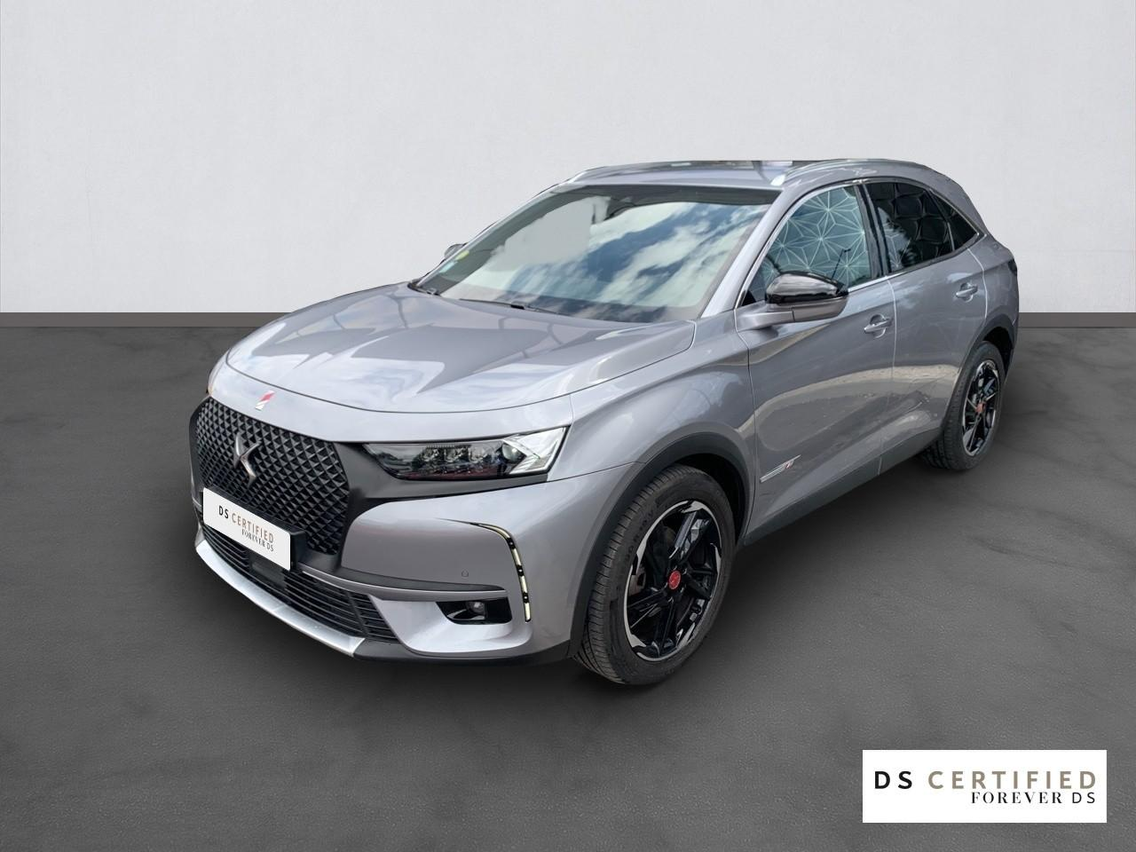 Ds DS 7 Crossback BlueHDi 130ch Drive Efficiency Performance Line