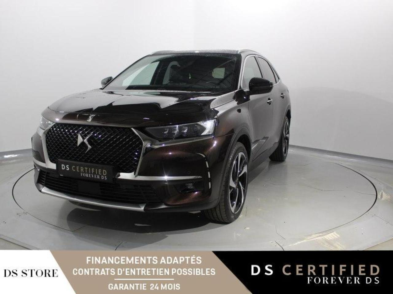 Ds DS 7 Crossback PureTech 225ch Grand Chic Automatique