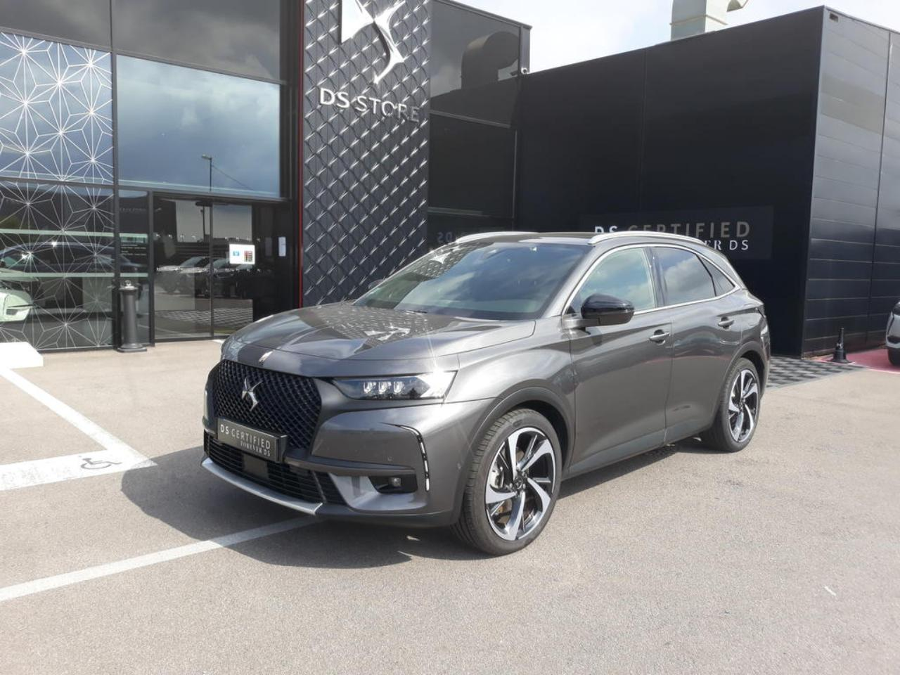 Ds DS 7 Crossback 7 Crossback Hybride E-Tense EAT8 4x4 Grand Chic