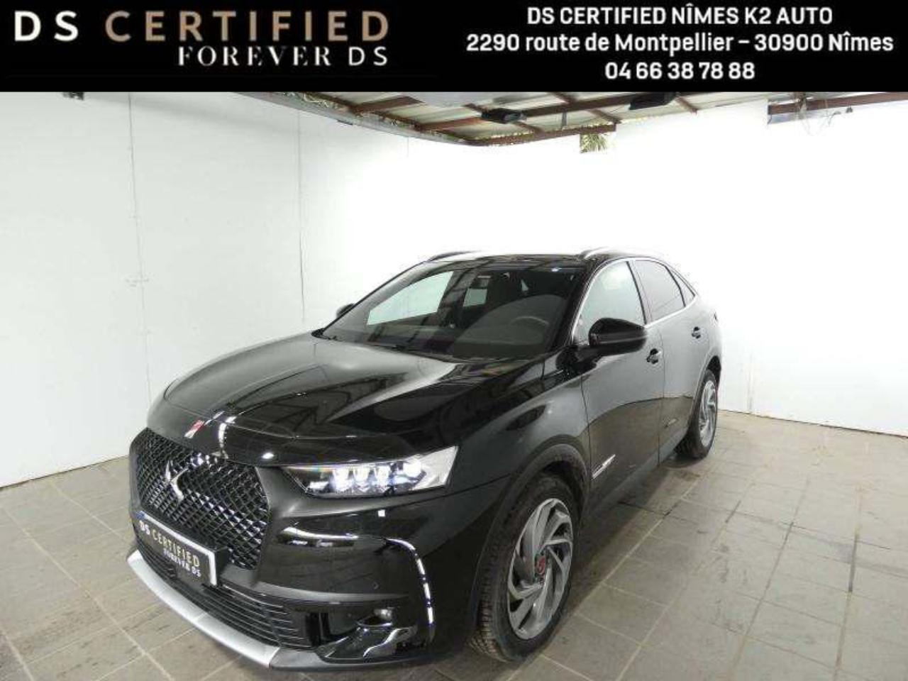 Ds DS 7 Crossback BlueHDi 130ch Performance Line + 102g